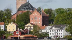 Europaskolan och domkyrkoberget